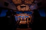 747-8 nightflight