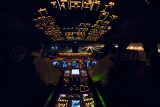 Turning on the runway 747-8