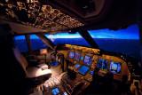 747-8 flightdeck