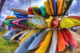 Kayaks Sunset Beach HDRy.jpg
