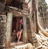 Me in Angkor Wat, Siem Reap
