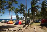 Amihan surf camping ground