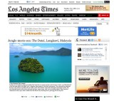 Langkawi on LA Times