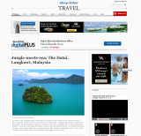 Langkawi on Chicago Tribune