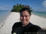 Panam Pangan Island from my cellphone
