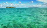 Approaching Panam Pangan Isle