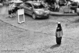 Crossing street