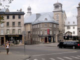 Musée de l'Amérique Française on Côte de la Fabrique.  Focus on evolution of French culture in North America.