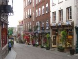 Sous-le-Fort: A street in the Lower Town section of Old Québec.