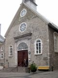 Église Notre-Dame-des-Victories (Our Lady of Victory Church): On Place Royale. Oldest church in Québec - from the late 1600's.