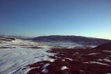Berufjarðarvatn, Berufjörður, Reykjanesfjall og Skarðsströnd