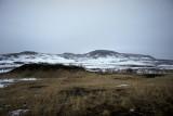 Hofstaðaháls og Reykjanesfjall