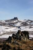 Varðan og Vaðalfjöll