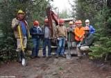 Keenes Water Line Project