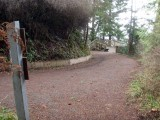 Horse Trail Merge with Pedestrian Trail 2 Top of Bluff aa