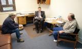 Senator Braun meeting with BCHW members
