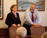Senator Rolfes and Representative Dunshee