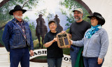 Chapter Pride on Display Award to Peninsula Chapter