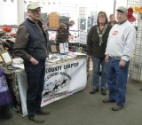 Lewis County Chapter Booth