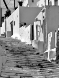 In the alleys of Apollonia.