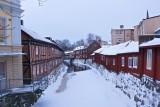 The river Svartån.