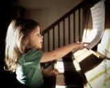 Célia... et la musique!