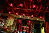 Dining Under Lantern Lights