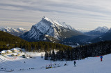 Mount Rundle & Banff from Norquay