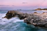 Rottnest Island Coastline at Sunset