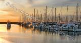 Success Boat Harbour Sunset