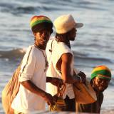 Musicians on Kololi Beach