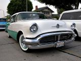 1956 Oldsmobile 88 Holiday Coupe