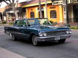 1961 Ford Galaxie Town Sedan - Click on Photo for more info