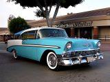 1956 Chevrolet Bel-Air Hardtop Coupe
