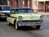 1956 Chevrolet Bel-Air Sport Coupe - Click on photo for more info