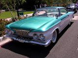 1961 Plymouth Sport Fury Hardtop Coupe - Click on Photo for More Info
