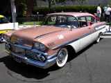 1958 Chevrolet Bel-Air Four Door Sedan