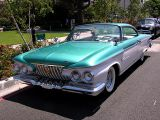 1961 Plymouth Sport Fury Two Door Hardtop