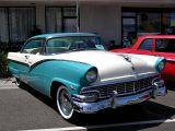 1956 Ford Fairlane Victoria Hardtop Coupe