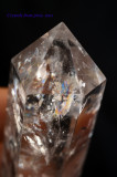 Sparkly Clear Quartz Rock Crystal DT Double Terminated Polished Point Wand