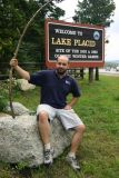 Welcome to Lake Placid.