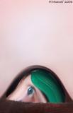 Fingertip Drip Portraits
