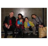 30-12-2012 Helena, Lucas, Elisa, Josefina and Jim :)