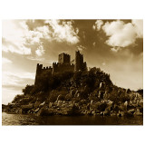 Almourol castle ...