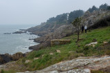 Sentier côtier à partir de Port-Manech
