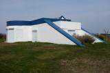 Maison sur la falaise de Kerroch