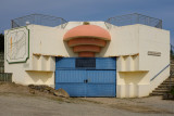 Bunker décoré à Larmor plage