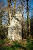 Le menhir de Nevez