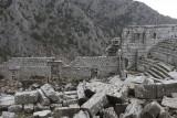 Termessos' theatre