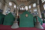 Istanbul Mehmed III mausoleum december 2012 6007.jpg